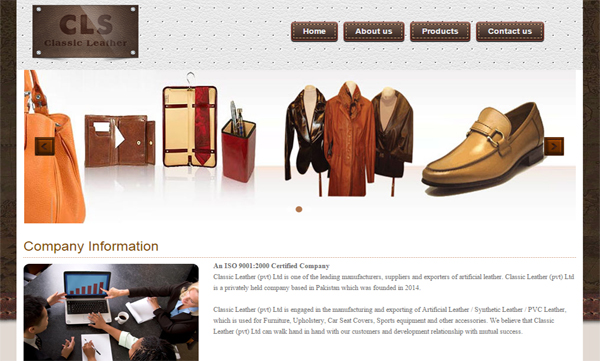 Classic Leather (pvt) Ltd